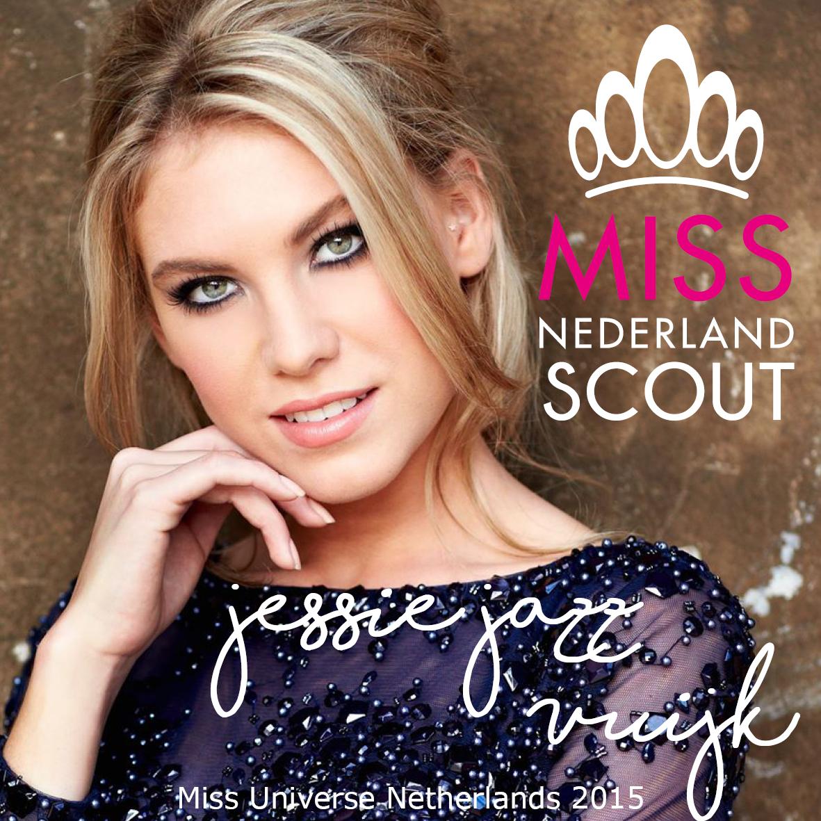 Jessie Jazz Vuijk Miss Nederland Scout 2017