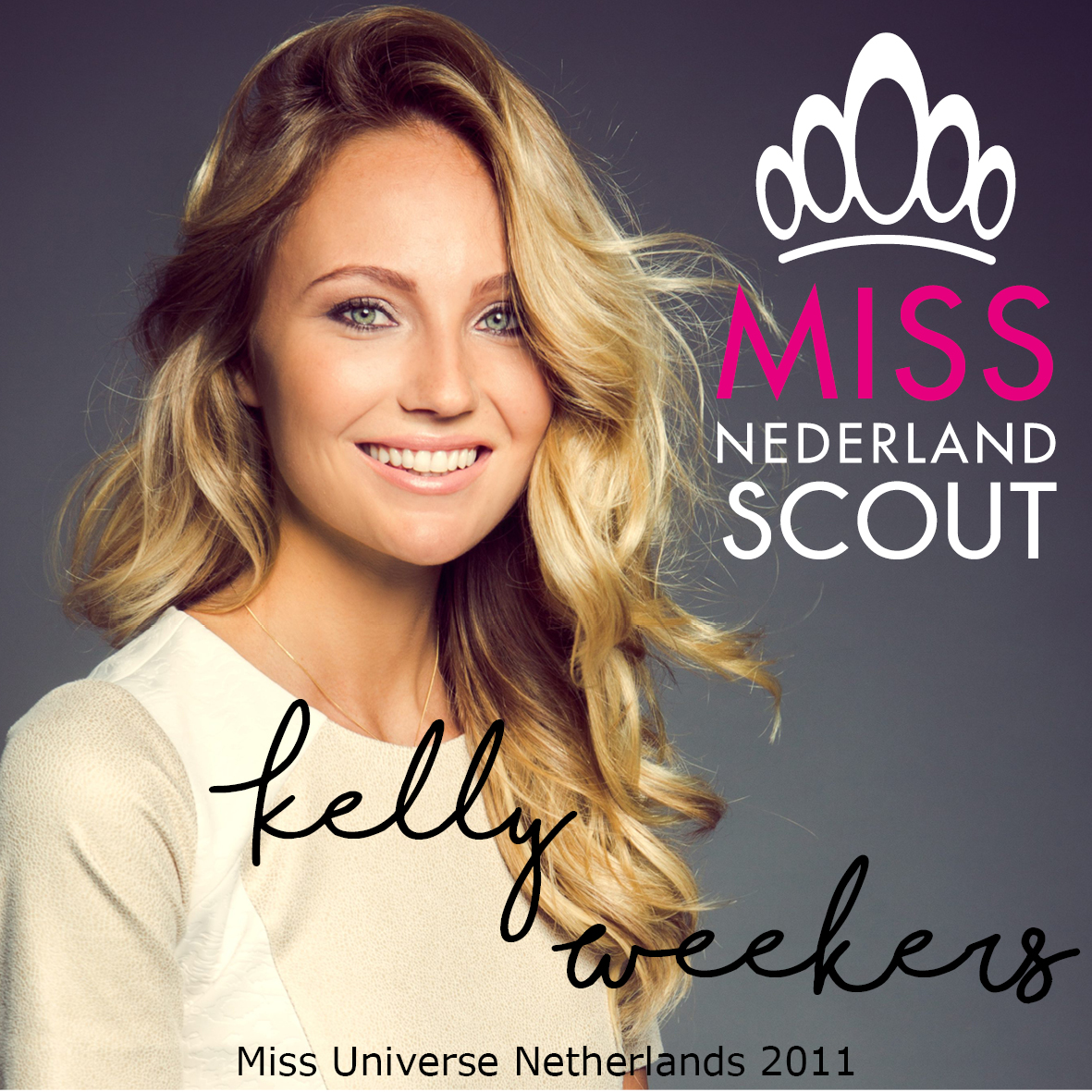 Kelly Weekers Miss Nederland Scout 2017