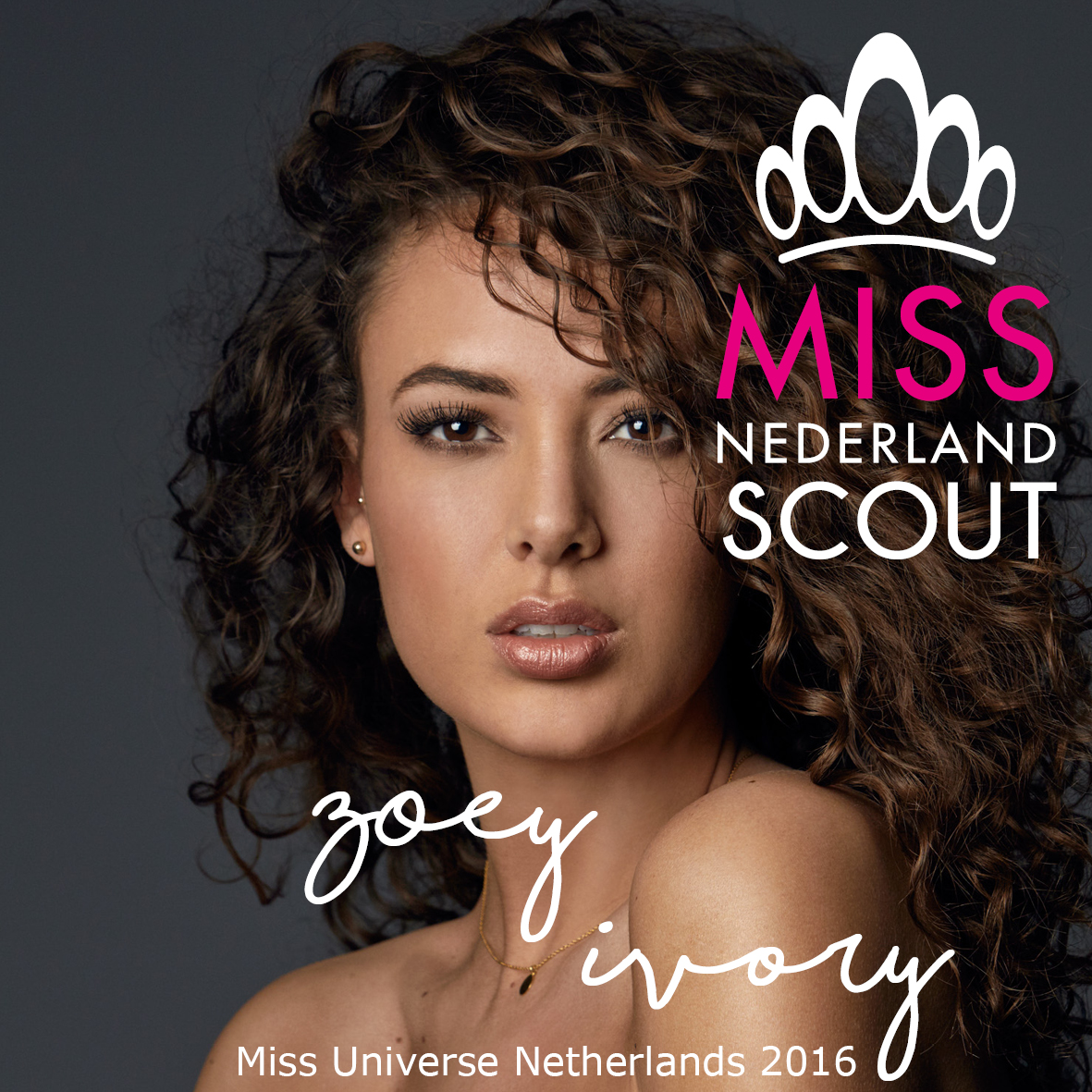 Zoey ivory Miss Nederland Scout 2017 3