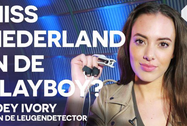 zoey ivory aan de leugendetector