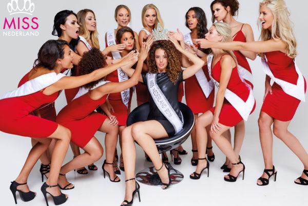 Miss Nederland finalisten 2017