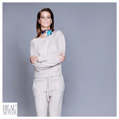 Nicky Opheij - Beau Monde shoot