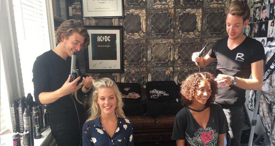 Rob Peetoom - partner van Miss Nederland 2017
