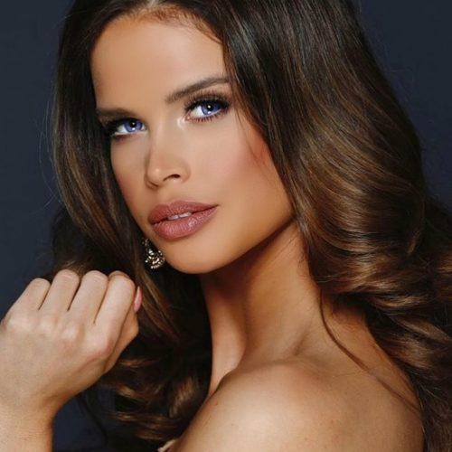 Nicky Opheij - Miss Nederland