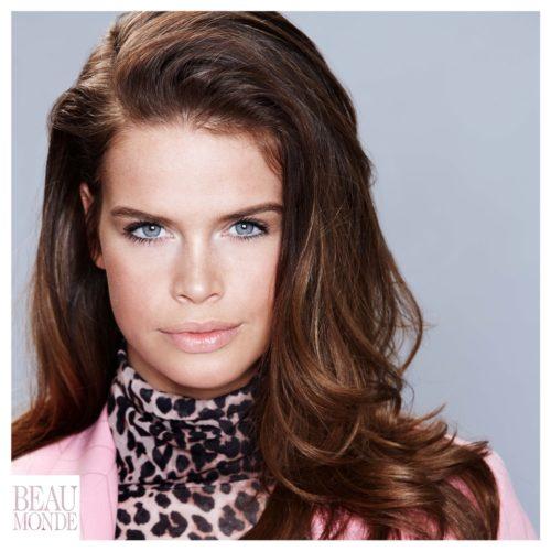 Miss Nederland Nicky Opheij - Beau Monde shoot met Leco