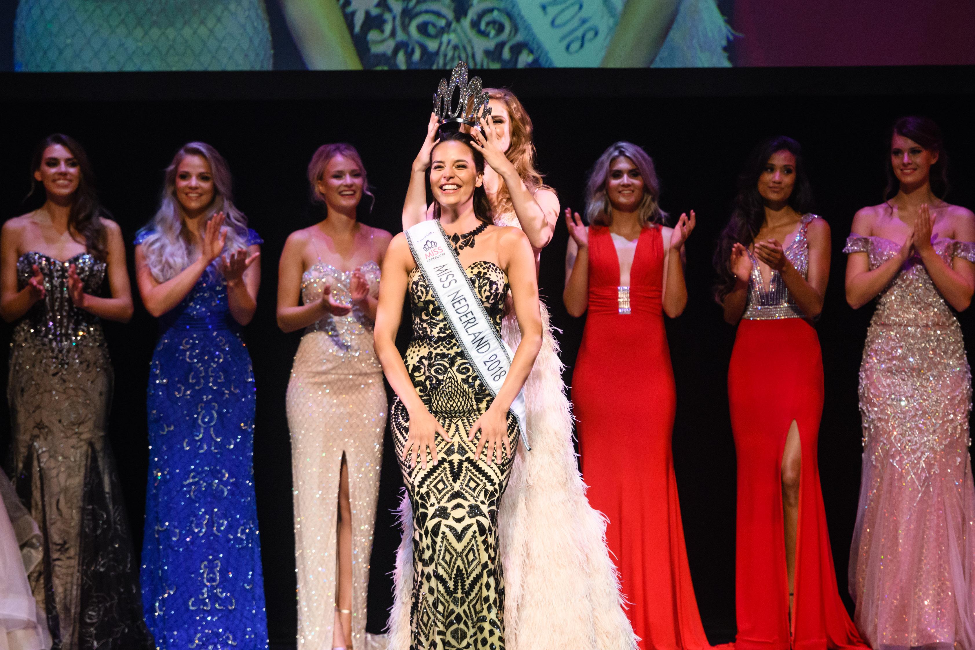 Miss Nederland_Rahima Dirkse_Miss Universe