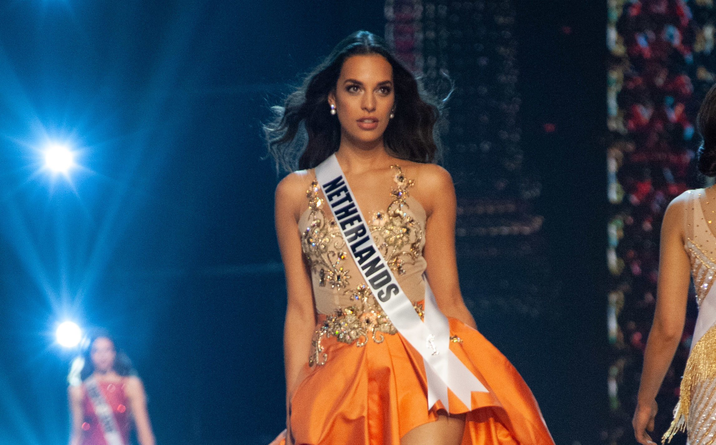 Miss Universe 2018 is…