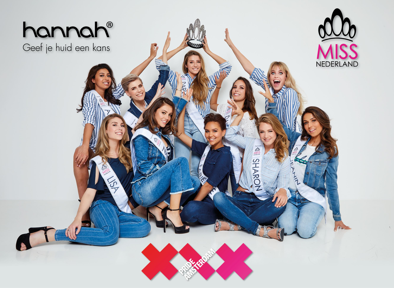 Gay.Pride_Miss Nederland hannah