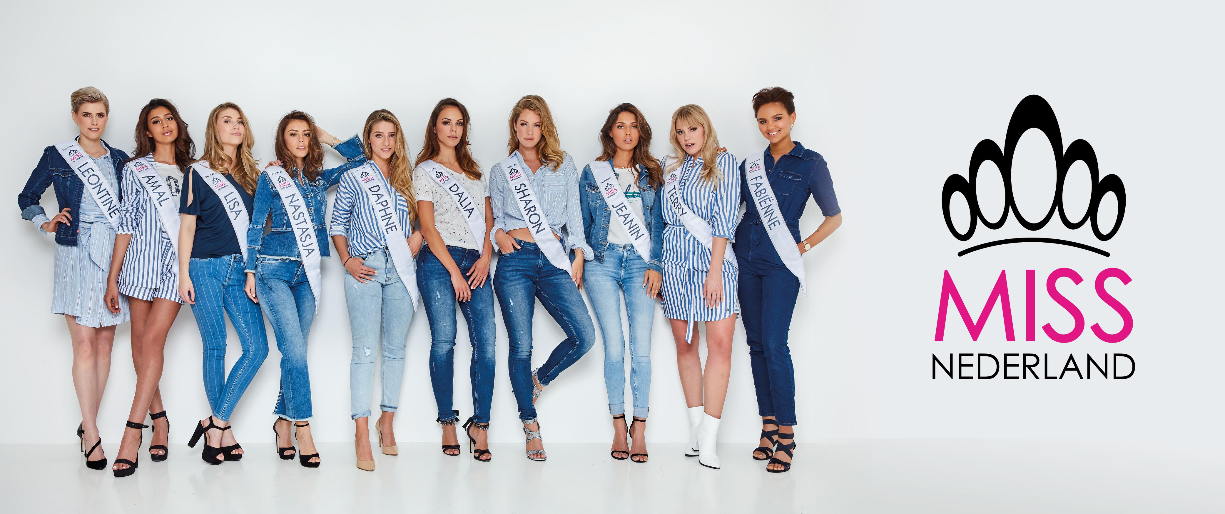 Miss Nederland finalisten_2019_Op jacht naar de kroon_William Rutten photography