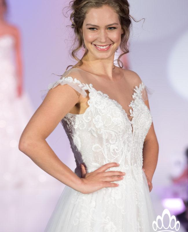 Miss Nederland Finale_Sharon Pieksma_Bruidsmode