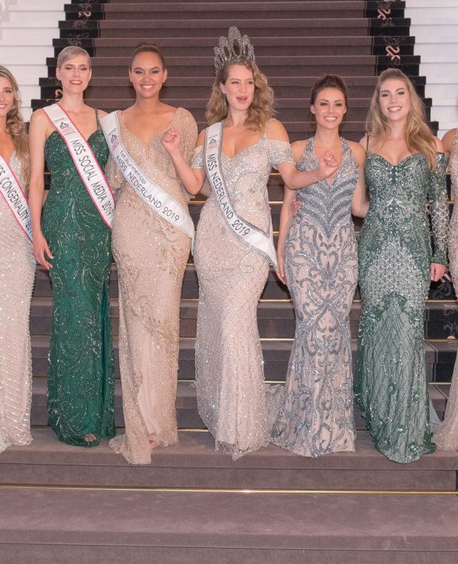 Miss Nederland Finale_Sharon Pieksma_alle finalisten