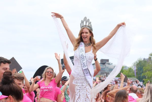 Miss NL 2019 Sharon Pieksma