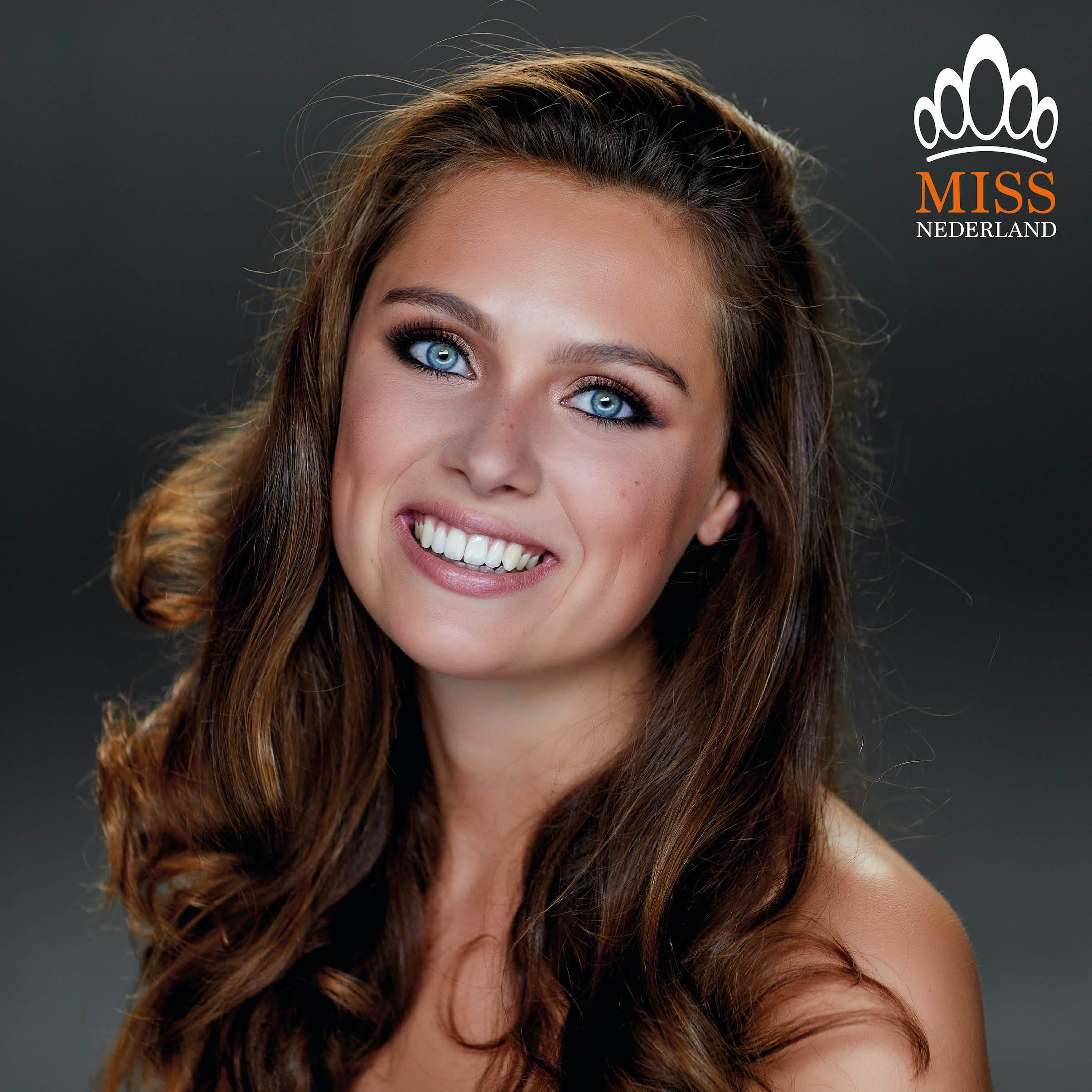 Miss Nederland finalist 2020_Fae Milder