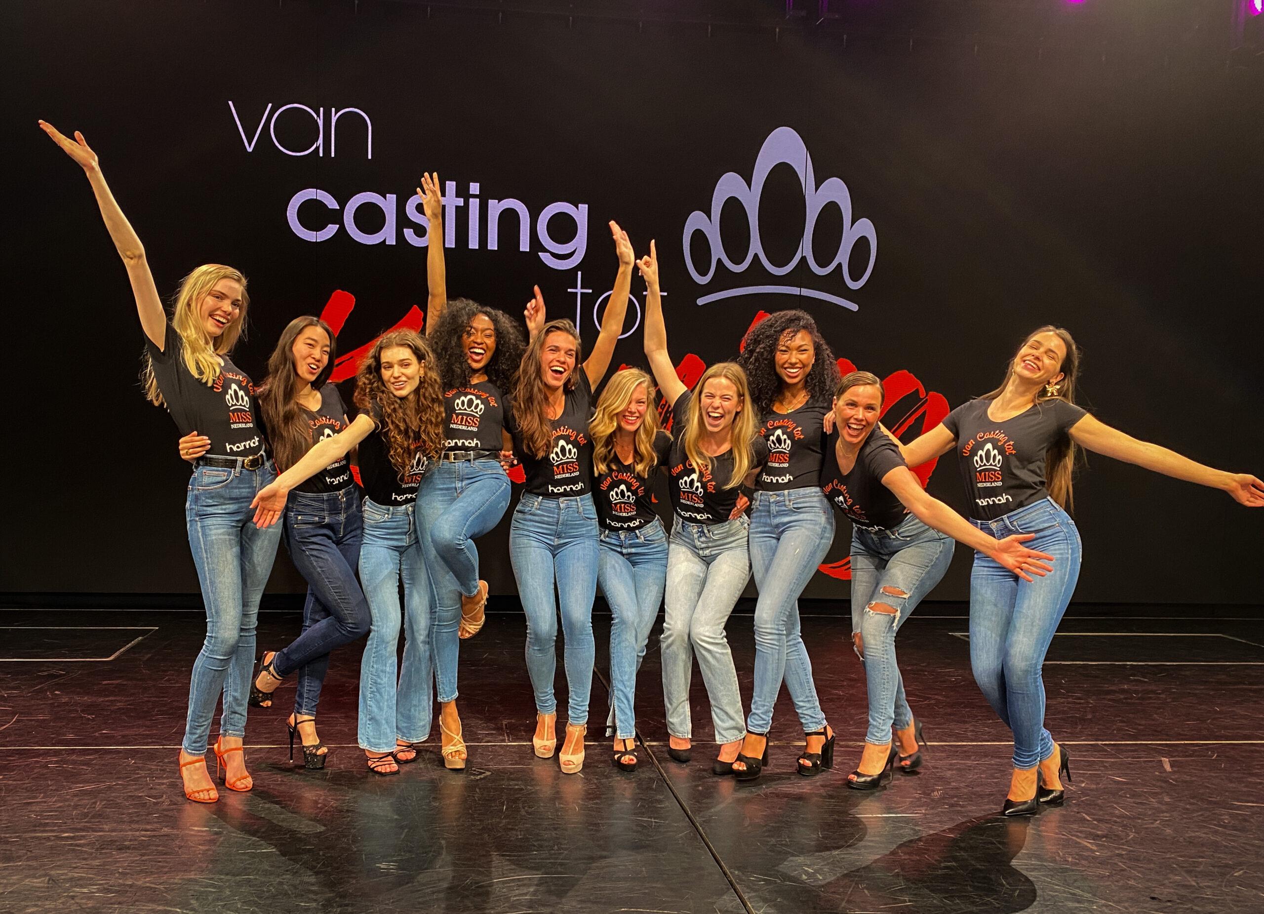 Finalisten Miss Nederland 2021 bekend!
