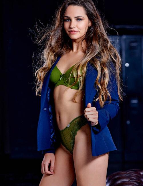 Isa de Bruin_Miss Nederland_Finalist_Lingerie-Colbert_foto-William Rutten