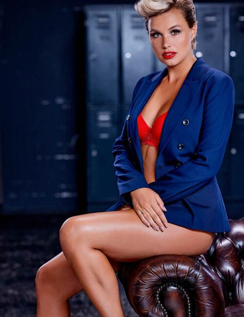 Maud van Oosanen_Miss Nederland_Finalist_lingerie-Colbert_foto-William Rutten